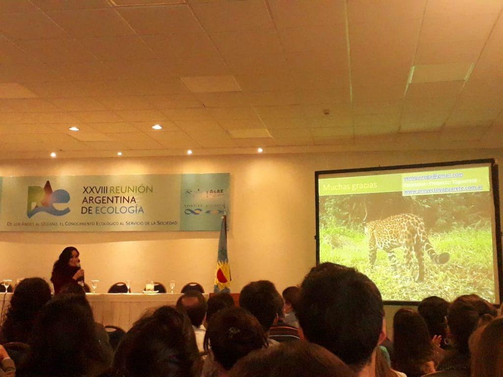 Investigadores del IDEA en Congresos: XXVIII Reunión Argentina de Ecología