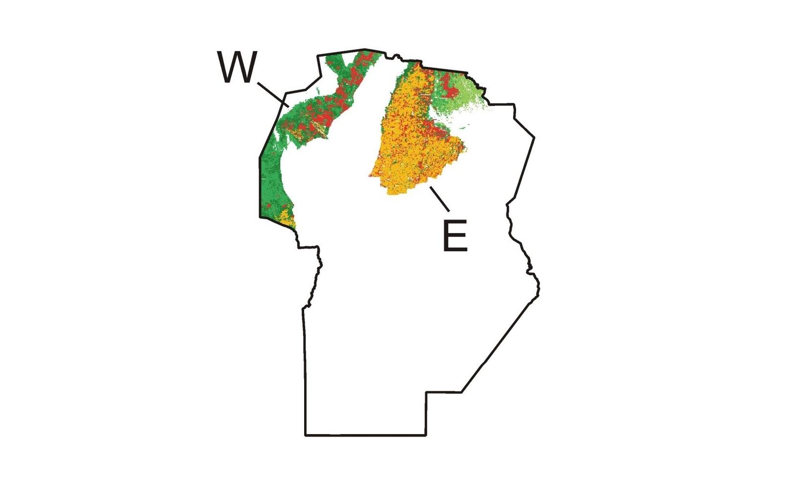Cambios en las compensaciones entre agricultura y biodiversidad en el Chaco argentino